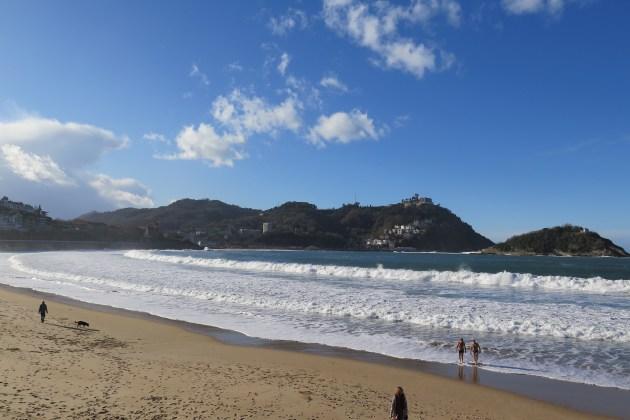 donostia-beach
