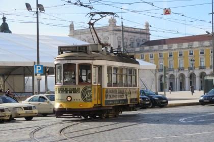 リスボンに来ています