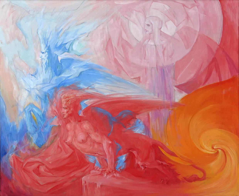 BARON ROSENKRANTZ – THE WONDER OF COLOUR