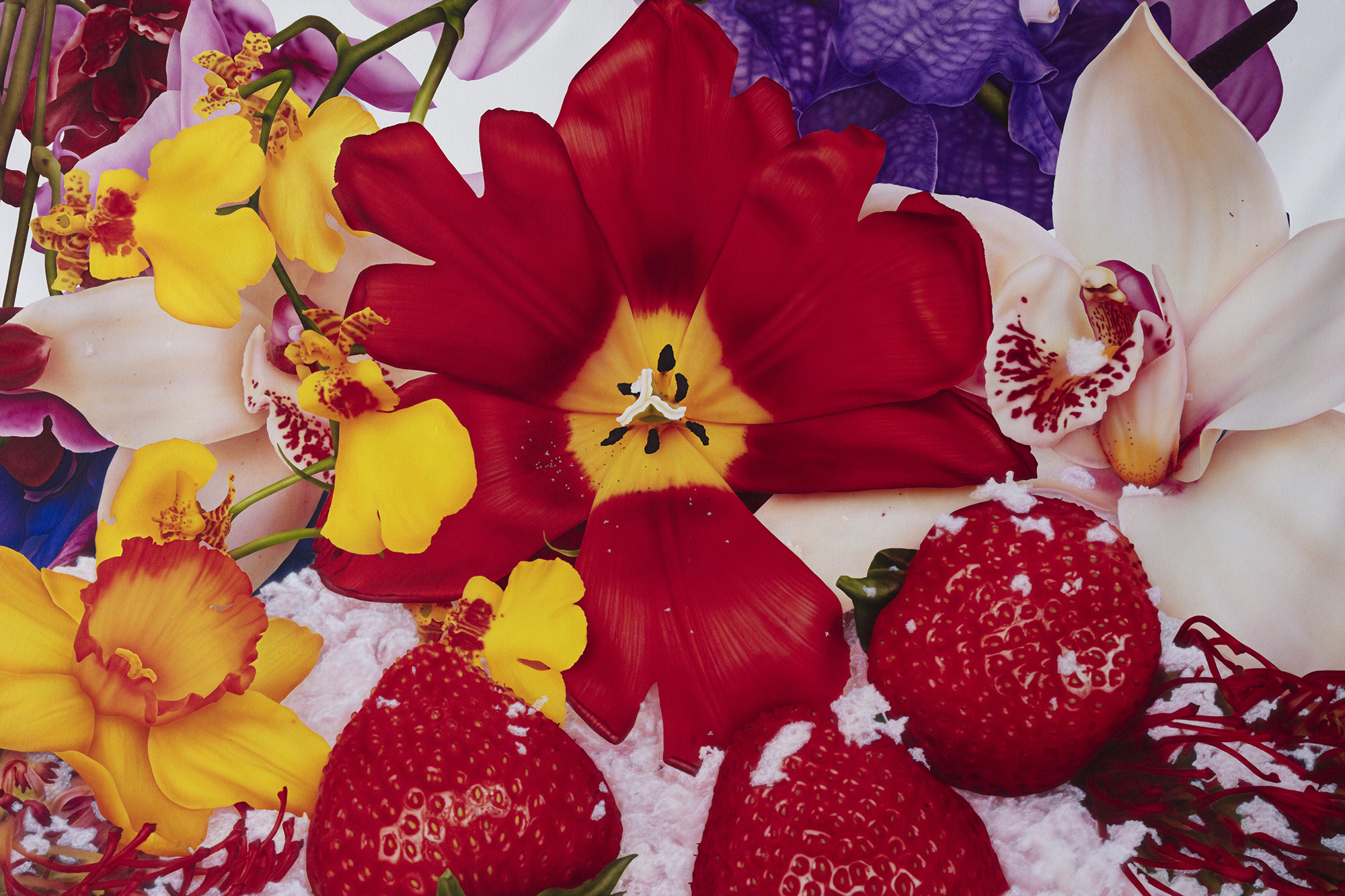 COMING UP: Flowers in art