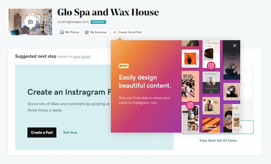 websites marketing instagram