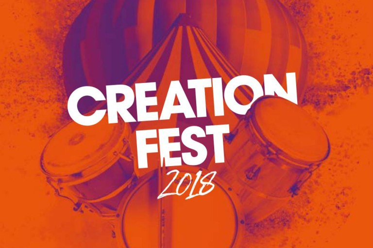 Creationfest 2018 Logo