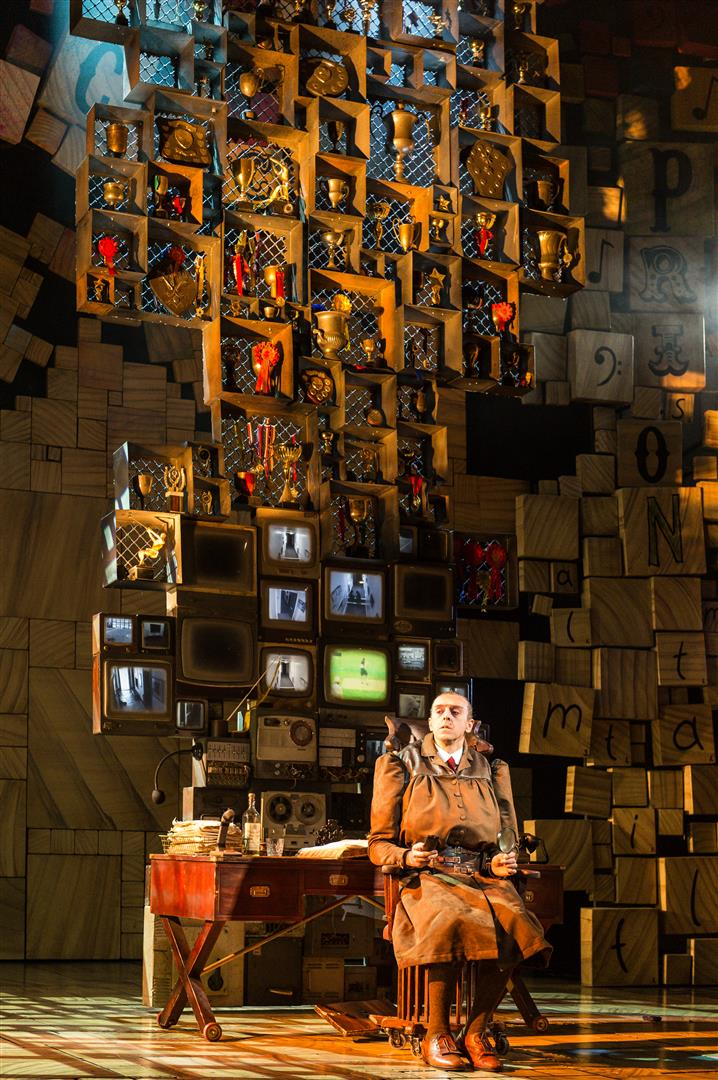 Current Cast 2016 Matilda The Musical London