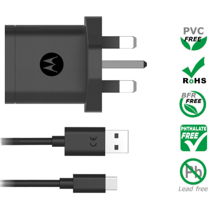 Rapid 10W Wall Charger USB-C