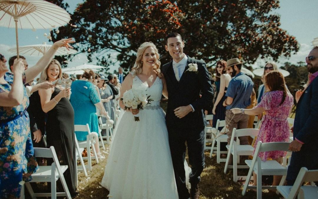 Real Wedding – Anna and Michael