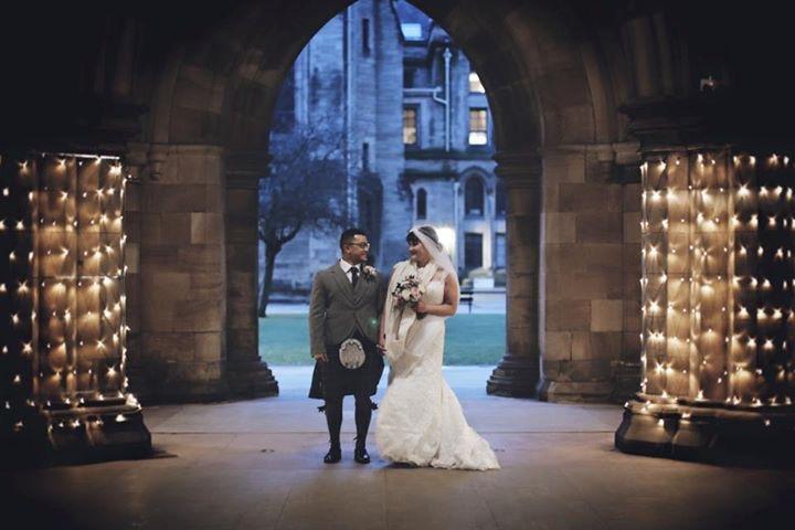 Real Wedding – Fiona Gordon