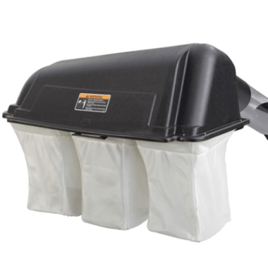 Snapper Snapper 52 Inch Deck Triple Bag Collector Includes Turbo