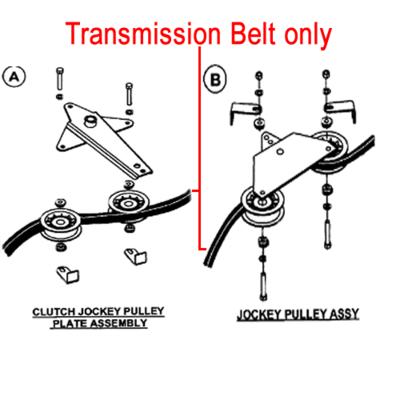 Westwood Westwood Transmission Belt A91 228001501