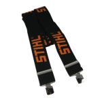 Stihl Stihl 130cm Black and Orange Braces