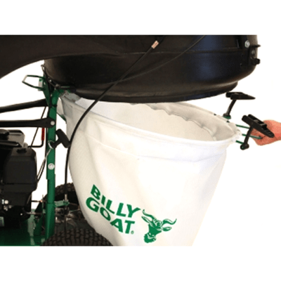 Billy Goat Turf Bag Kit 831617 Billy Goat QV Wheeled Vacuum