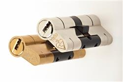 Yale Superior BS TS007 Anti Snap Euro Cylinder £17.50 Ex VAT - 30/30 Brass