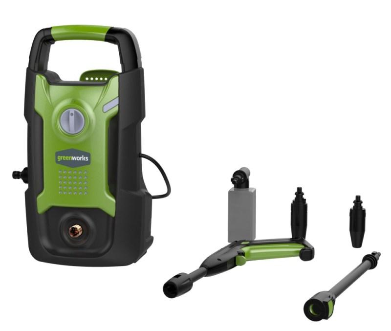 Greenworks G1 Portable Pressure Washer