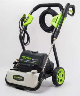 Greenworks G8 Mobile Garden Pressure Washer