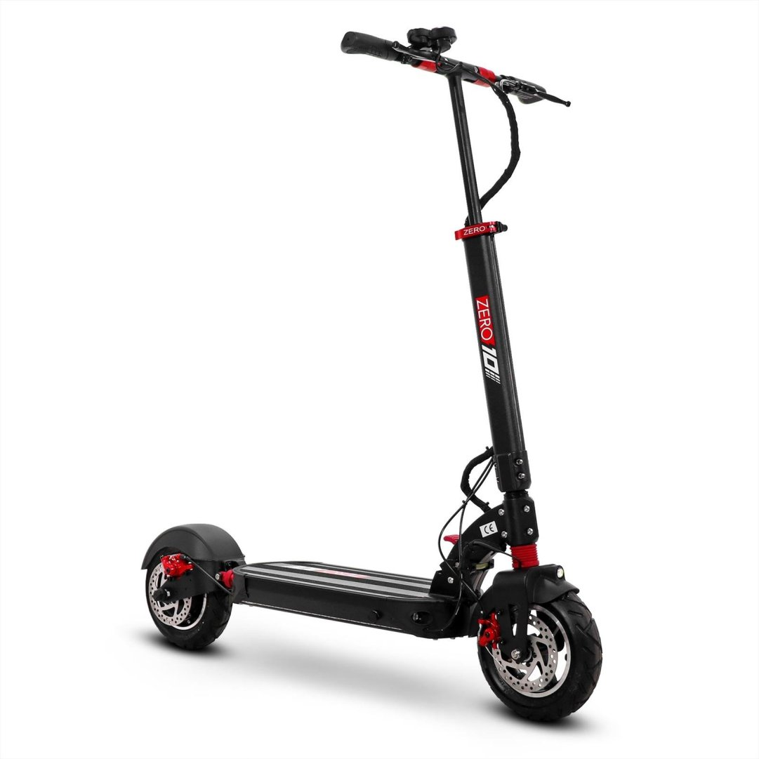Zero 10 52v 18AH 1000w Electric Scooter