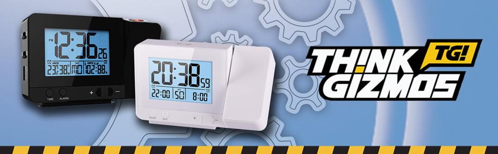 Duall Alarm clock Footer