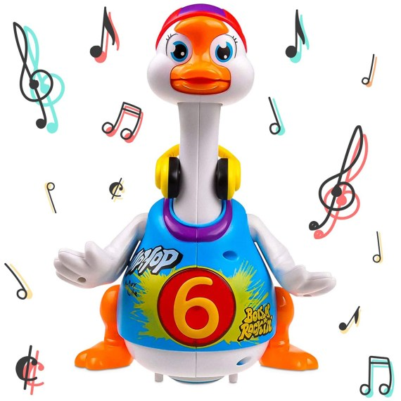 Musical Toy Goose