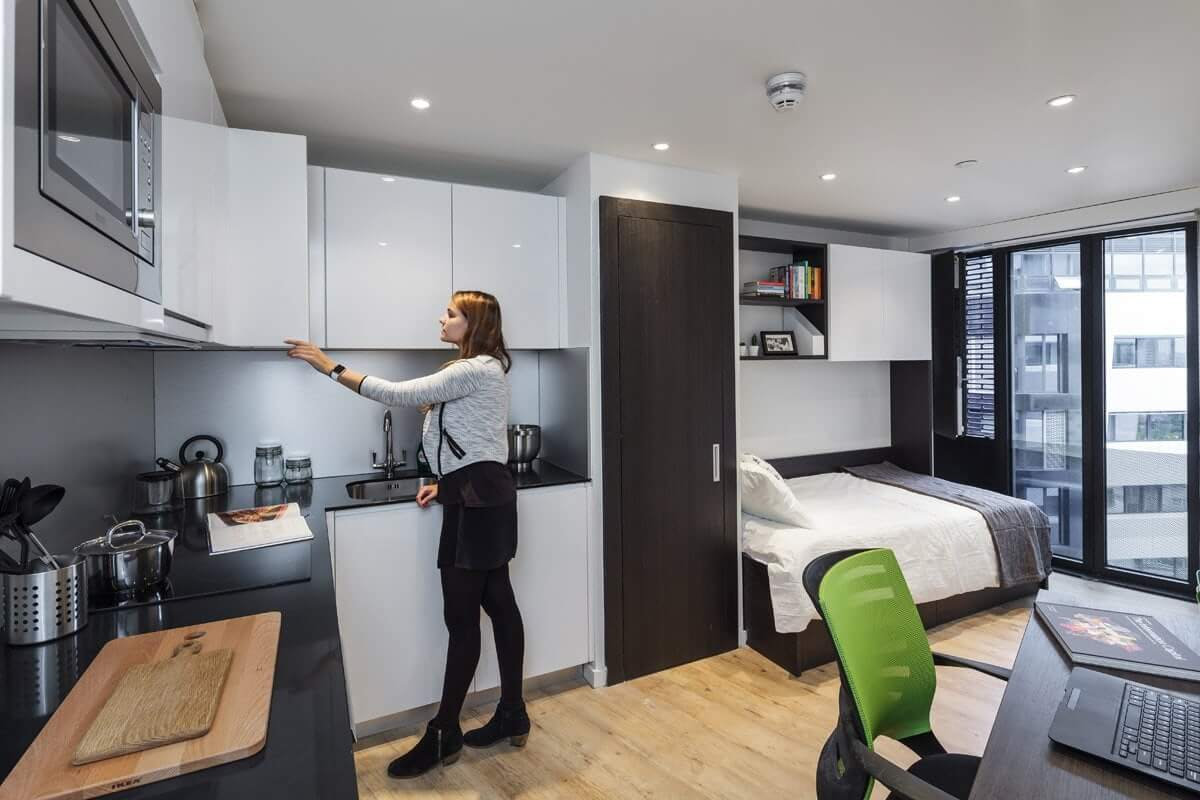 Westminster Student Accommodation From 209 Pw Book Now
