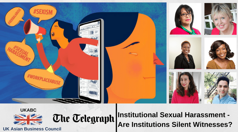 Institutional Sexual Harassment – Are Institutions Silent Witnesses?