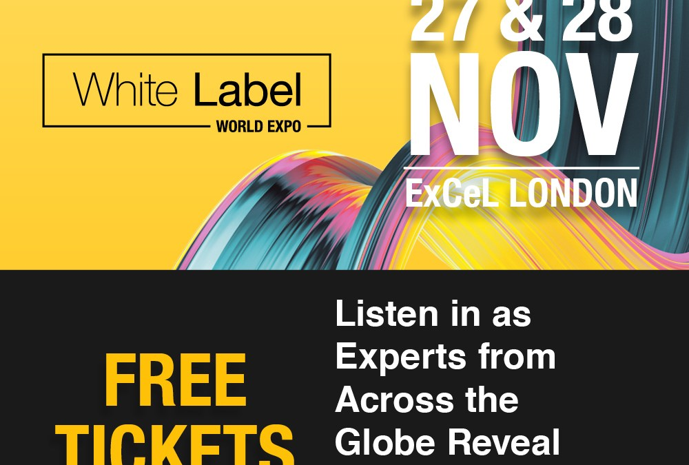 White Label World Expo – Amazon Pro Seller Summit  (27th & 28th November at the ExCeL London)