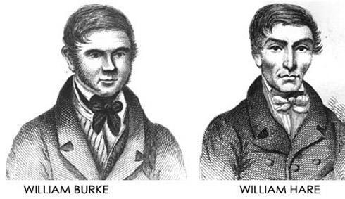 William Burke et William Hare