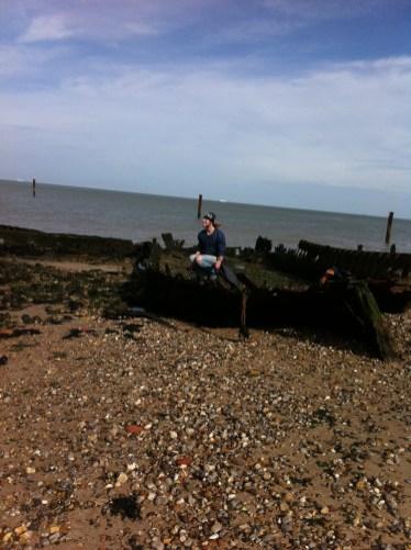 josh shipwrecked