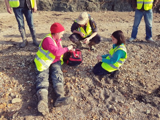 Nicky Parslow identifies some finds.