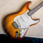 ラージヘッドだよAmerican Performer 【Fender】