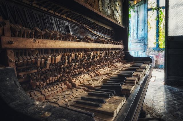 Piano Instrument Keyboard  - Tama66 / Pixabay