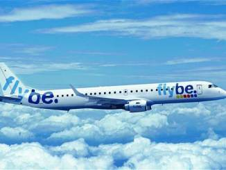 Flybe Embraer (Image - Flybe)