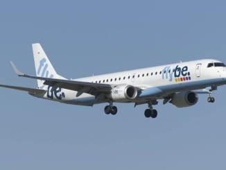 Flybe Embraer