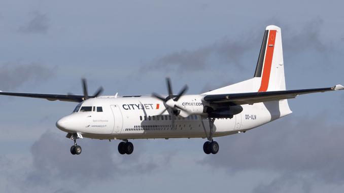 CityJet Fokker