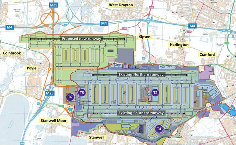 Heathrow Expansion (Image by LH&F)