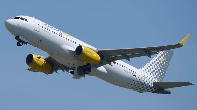 Vueling Airbus (Credit Dura-Ace)