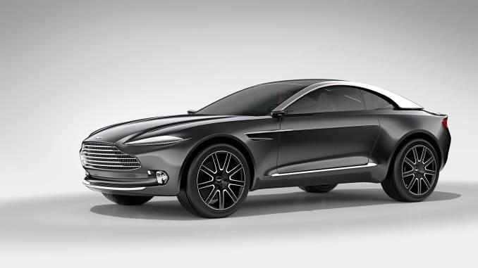 Aston Martin DBX Concept (Credit: Aston Martin)