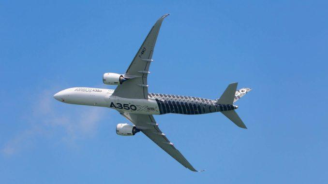 Airbus A350XWB (Credit: Airbus)