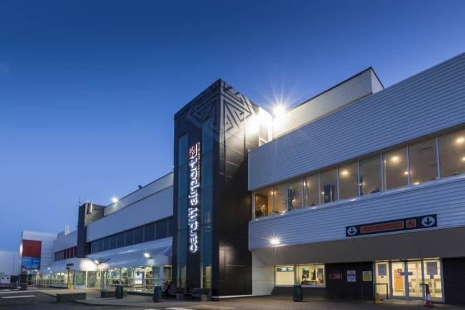 Cardiff Airport Terminal (Image: Cardiff Airport)