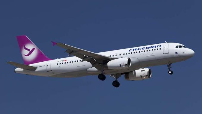 Freebird A320 (Maarten Visser/Wikipedia CC)