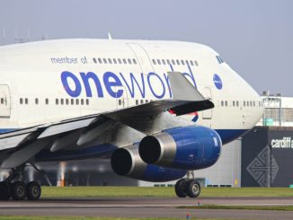 British Airways 747 G-CIVI at Cardiff Airport (Image: Aviation Media Agency)