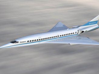 Boom Technologies supersonic airliner (Image: Boom Technologies)