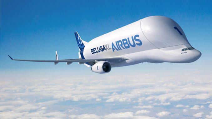 Airbus Beluga XL (Image: Airbus)
