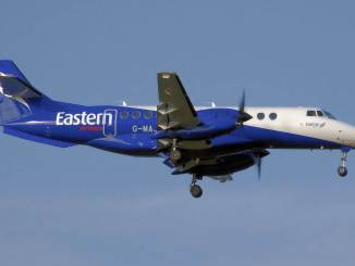Eastern BAe Jetstream 41 (Image: Arpingstone)
