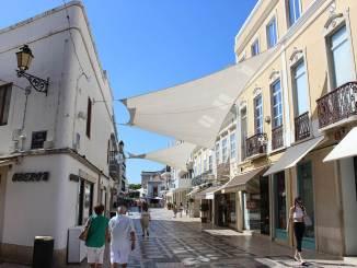Faro street (Image: Nick Harding)