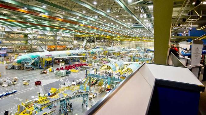 Boeing Factory (Image: Boeing)