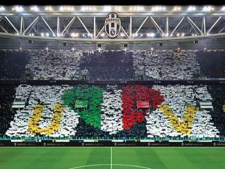 Juventus name displayed in their Stadium (Image: File/Juventus)