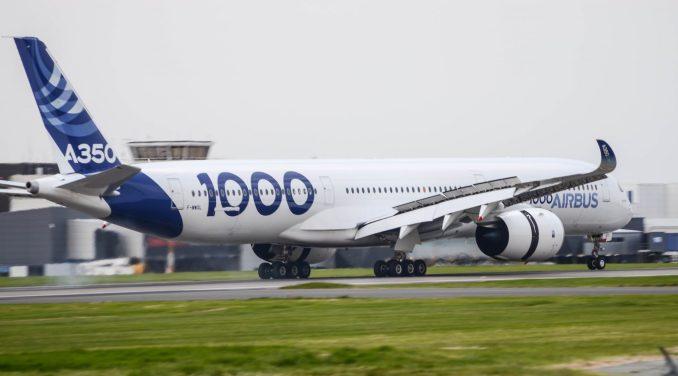 A350-1000 F-WWXL