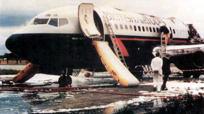 British Airtours 28M (Crown Copyright 1985)