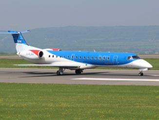 bmi regional at Bristol Airport