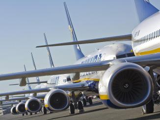 Ryanair officially the 4th largest airline in the world
