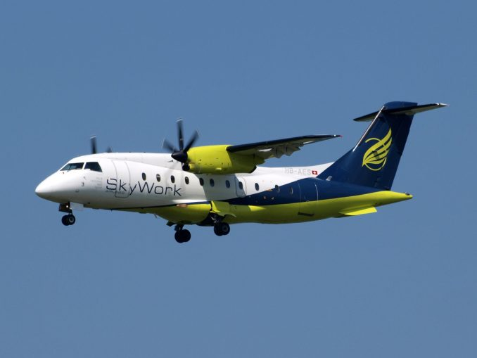 HB-AES_SkyWork_airlines