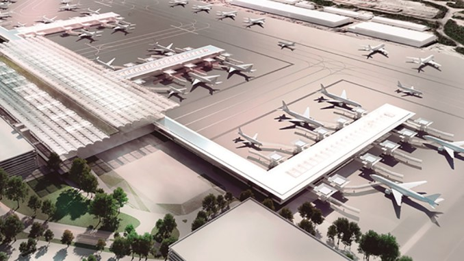 Manchester Airport orders 11 new air bridges from ADELTE